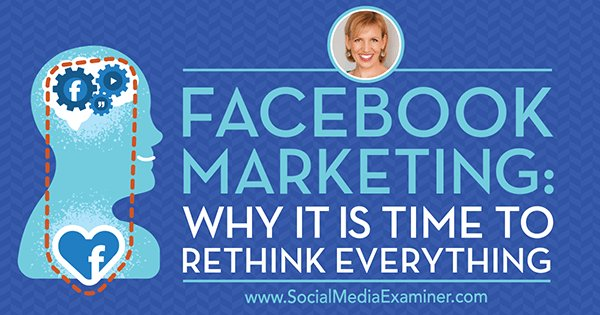 Facebook Marketing: Why It Is Time to Rethink Everything   https:// buff.ly/2w6La2N  &nbsp;    #facebookmarketing #socialmediamarketing #advertising<br>http://pic.twitter.com/idLtFcv8UX