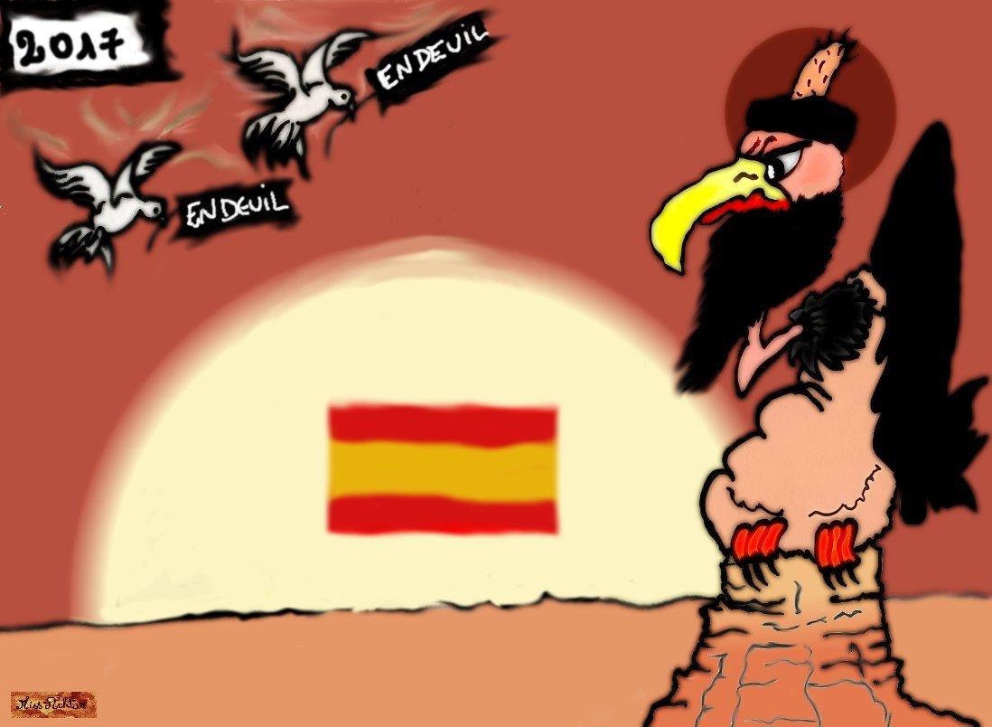 Soutien #Espagne <br>http://pic.twitter.com/rvhW6JkcCD