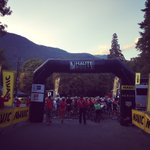 5 minutes before the depart of Stage 6 of the #hauteroute. Looks like a big day ahead!! #mavic #colcollector