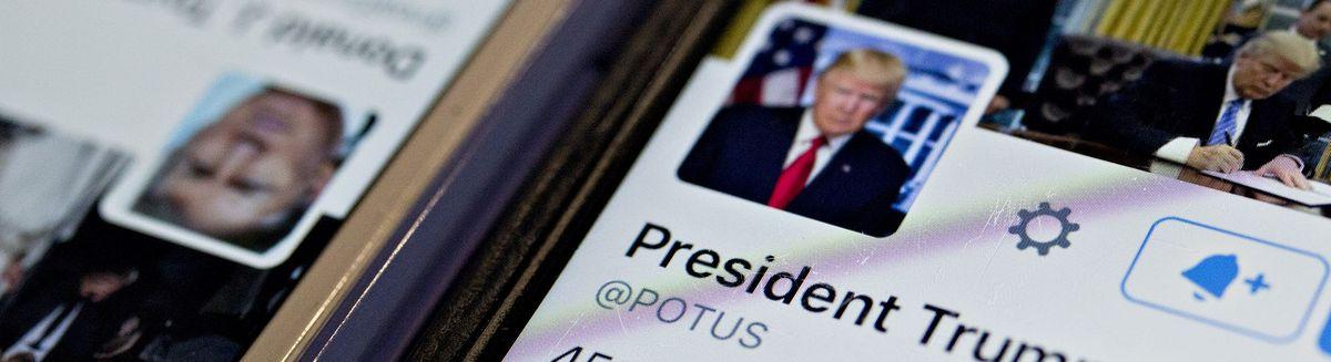 What Is Trump worth to Twitter? One analyst estimates $2 billion https://t.co/knniVpqr35