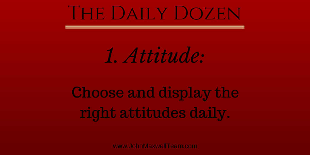 People may hear your words, but they feel your attitude. #JMTeam #mond...