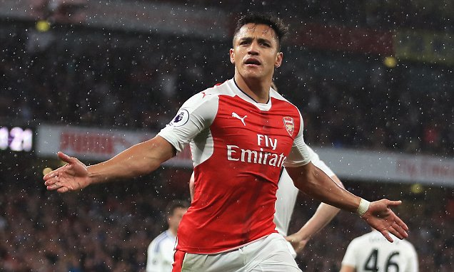 Arsenal striker Alexis Sanchez INCLUDED in Chile squad https://t.co/Zy...