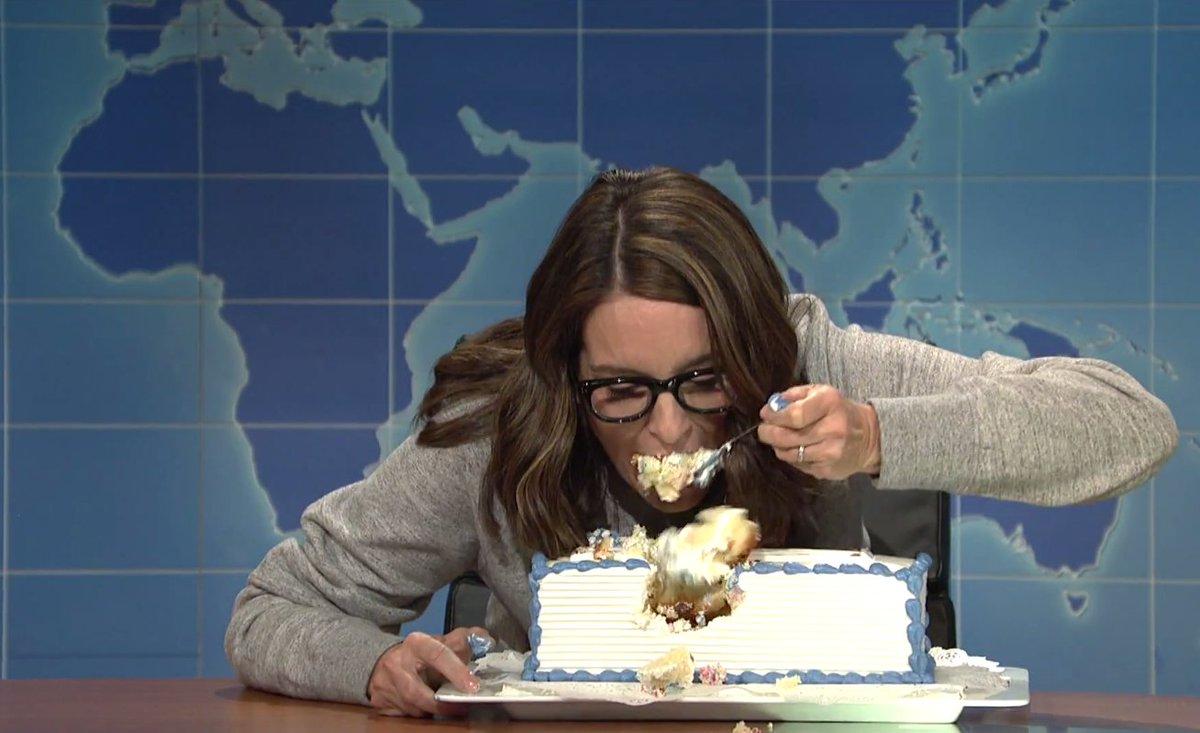 Tina Fey shows everyone the perfect way to get through the Trump presi...