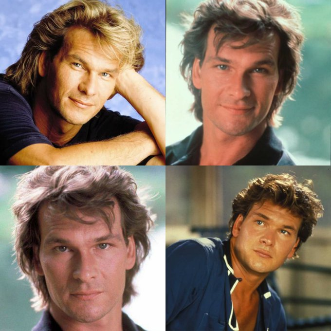 Today would have been my favourite actor\s Patrick Swayze 65th birthday, happy birthday Patrick