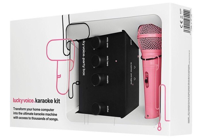 #FreebieFriday time! You can #WIN a #FREE #Pink #Karaoke kit! #RT #RETWEET #FOLLOW us &amp; #LIKE this #Tweet to win! #Competition ends Monday!<br>http://pic.twitter.com/qL6bXNj9sL
