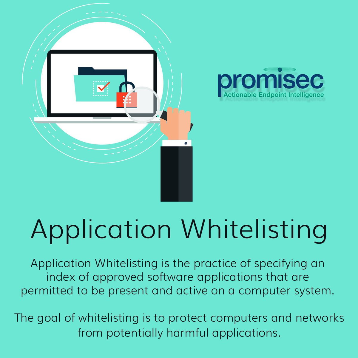 Bye bye #Ransomware Tools. Prevent ransomware #attacks with #ApplicationWhitelisting. Know more here:  http:// bit.ly/2u0ocJO  &nbsp;    #Applications <br>http://pic.twitter.com/z6h3viCEZe