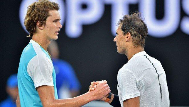 Zverev es un jugador increíble de acuerdo a Rafa Nadal https://t.co/zp...