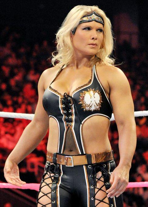 Hopefully if BethPhoenix is in #WWE2K18 which attire y'all like? https...
