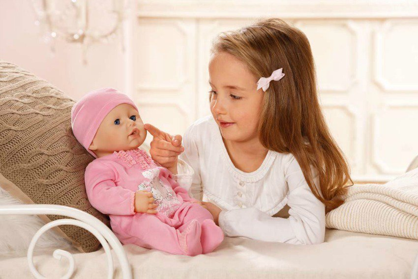 #Win an interactive Baby Annabell doll over on the blog - good luck! h...