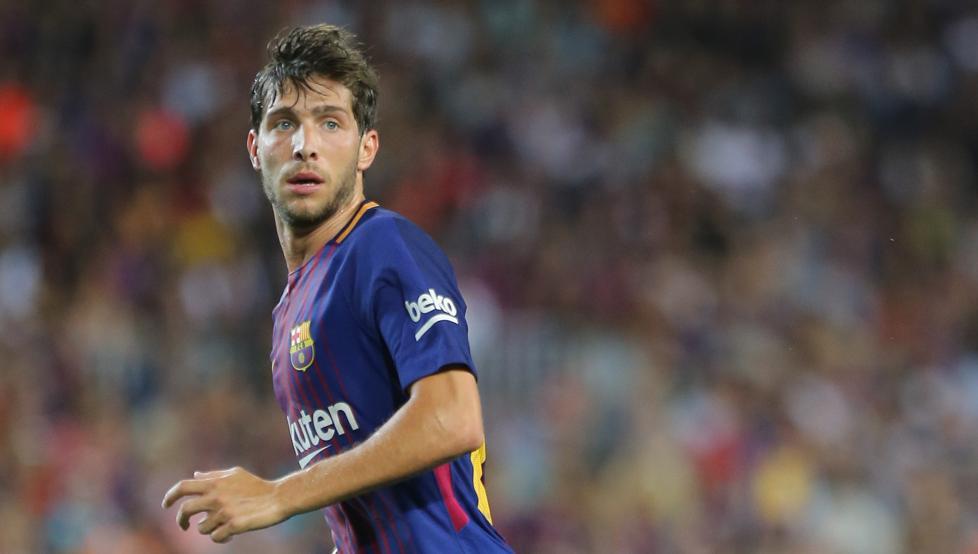 """Sergi Roberto es vital para el club"" https://t.co/SAmWWE713c https://..."