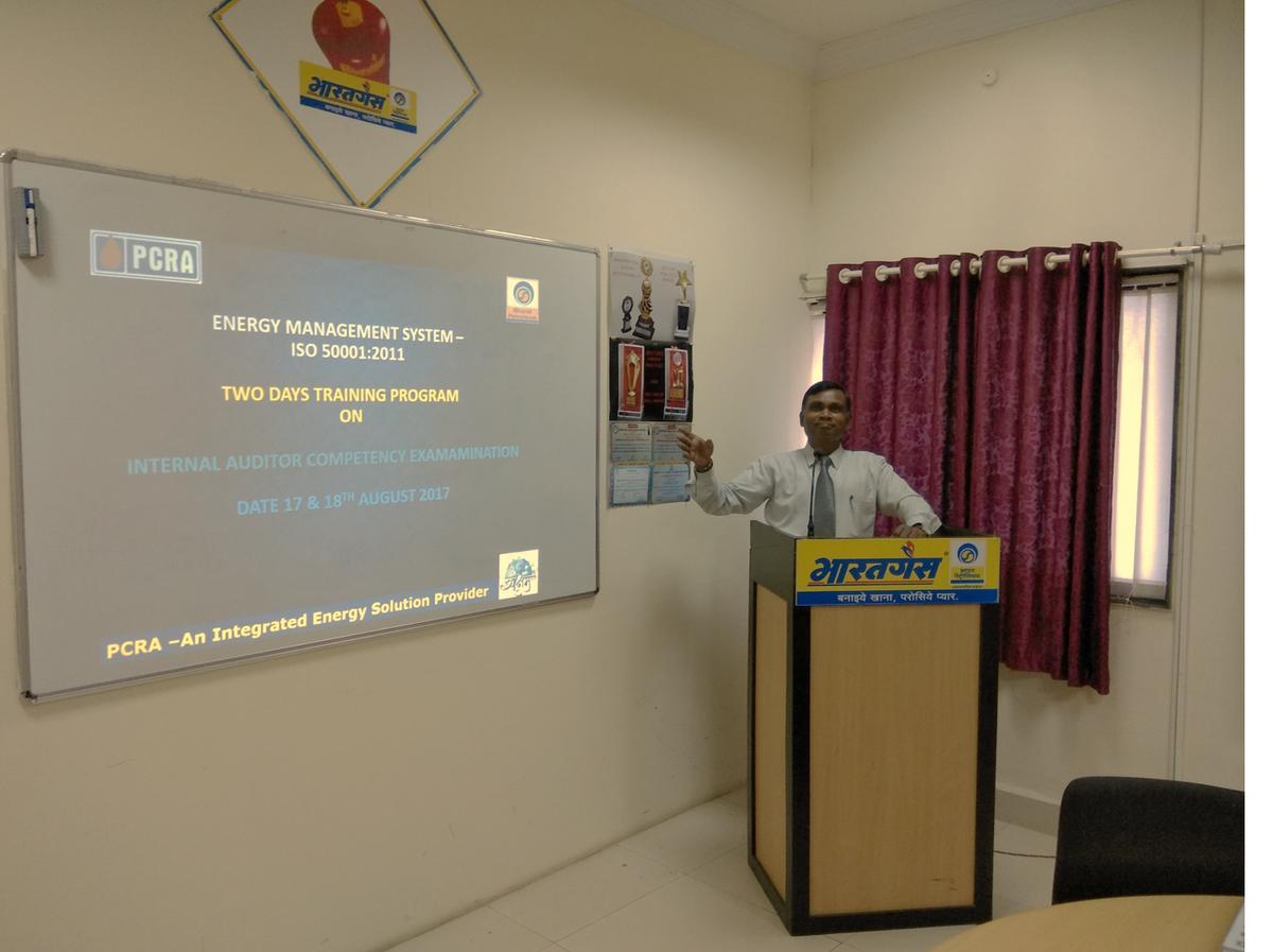 iso 50001 lead auditor training india