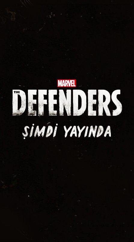 Şehri sallamaya geldiler! #TheDefenders tüm bölümleri ile şimdi sadece...