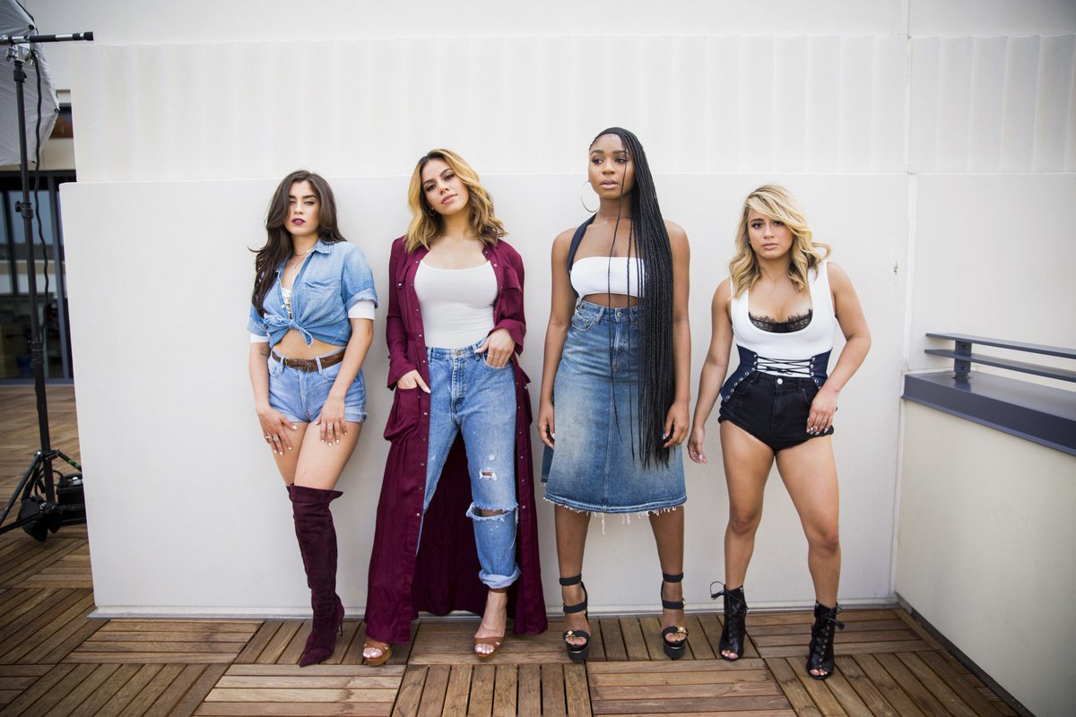 Fifth Harmony is in control in their new...