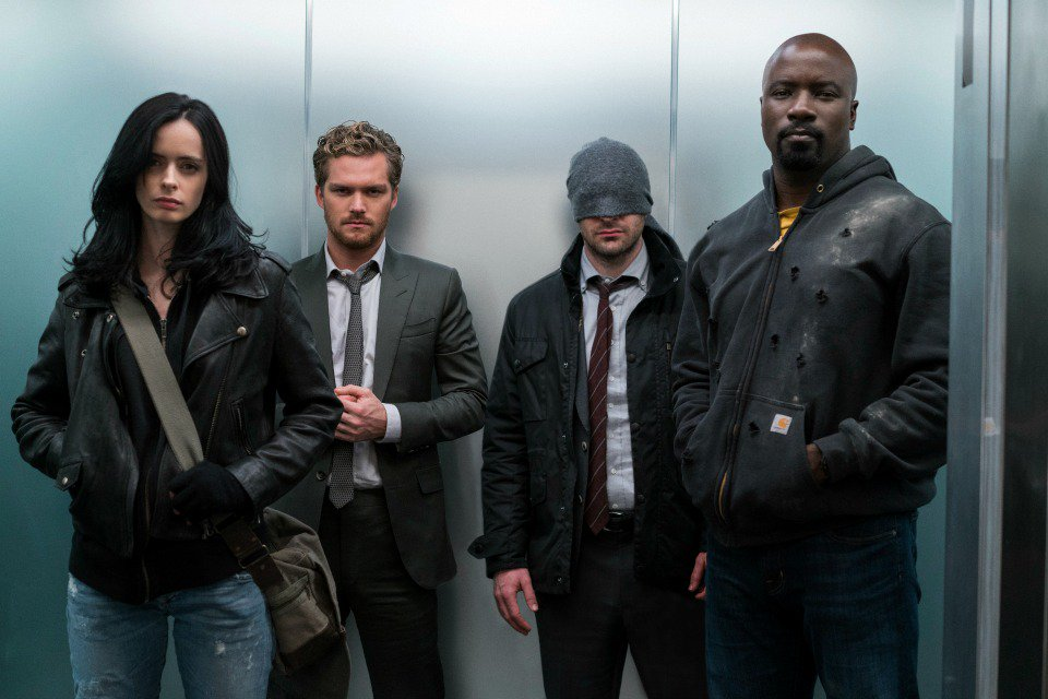 Marvel's #Defenders are even better together – except for Iron Fist  h...