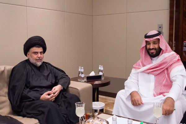رد فعل أمريكي جديد على التقارب السعودي العراقي : https://t.co/N5ZTEp5w...