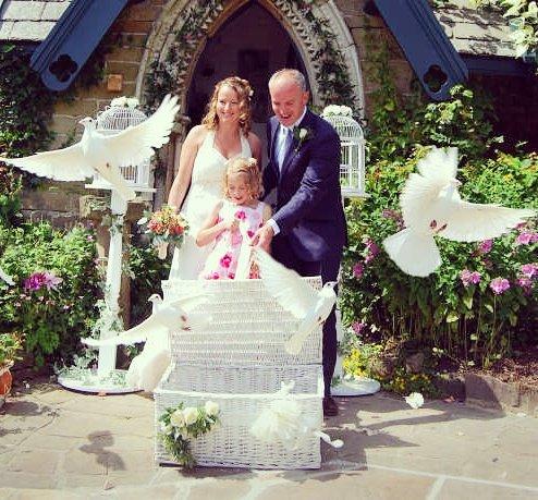 We  adding to the joy of a wedding! #FridayFeeling #weddings @lancashireprop @LancsWedHour @lucinda_burrows @DownTheAisle_ @longridgegall<br>http://pic.twitter.com/lHqeC33mqM