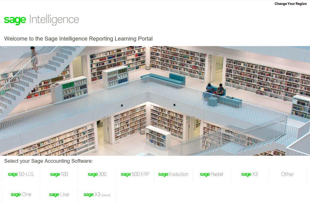 WOW, a fantastic #SageIntelligence blog post,  http:// ow.ly/ngxP30ev1tJ  &nbsp;    featuring the #LearningPortal  http:// ow.ly/yai330ev1vK  &nbsp;  <br>http://pic.twitter.com/wzDvdGL6YG