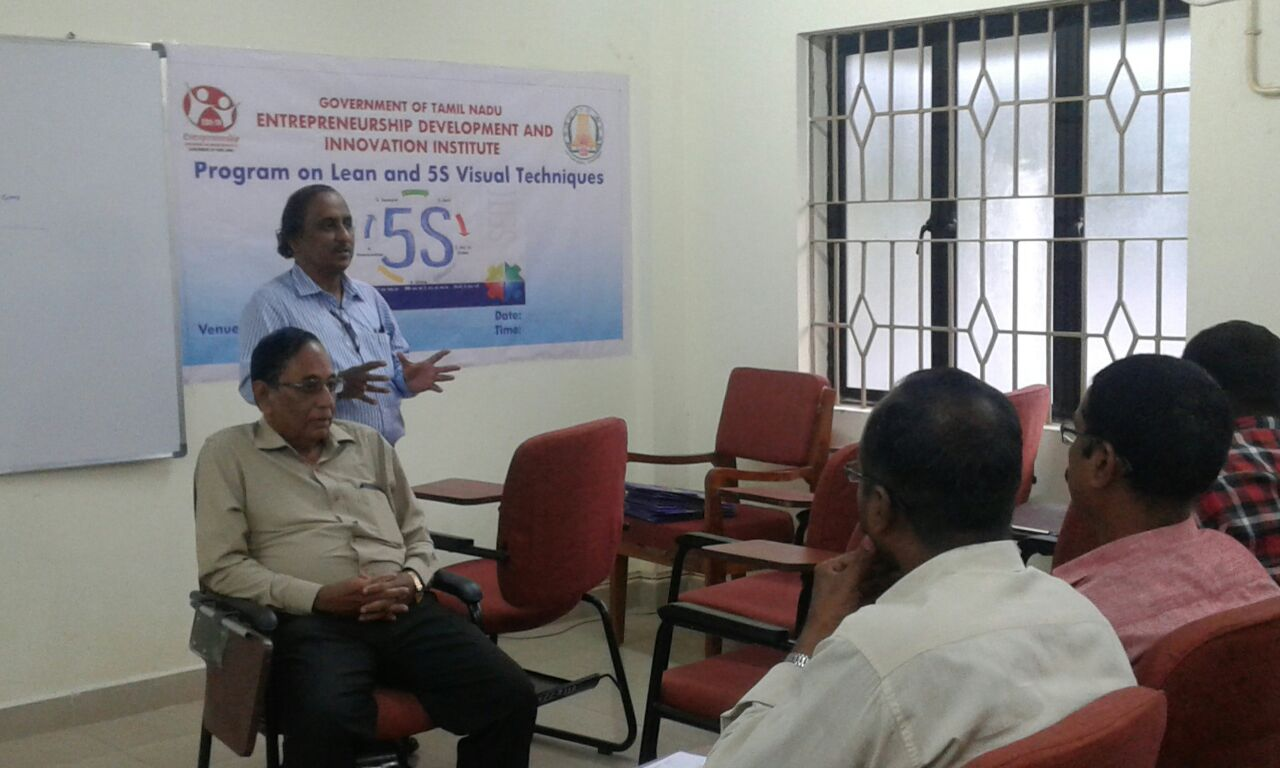 Image result for The Entrepreneurship Development and Innovation Institute and Tiruchi District Tiny and Small Scale Industries Association (TIDITSSIA)