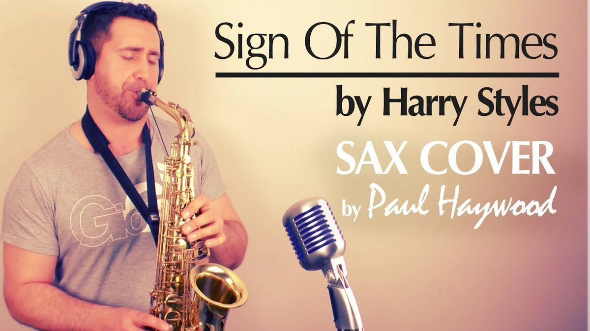 Like #HarryStyles? @HarryStyles #SOTT #SignOfTheTimes played on #Saxophone for your #Friday Subscribe for more! :D  https:// buff.ly/2vIDimZ  &nbsp;  <br>http://pic.twitter.com/6ut3Kf2KBn