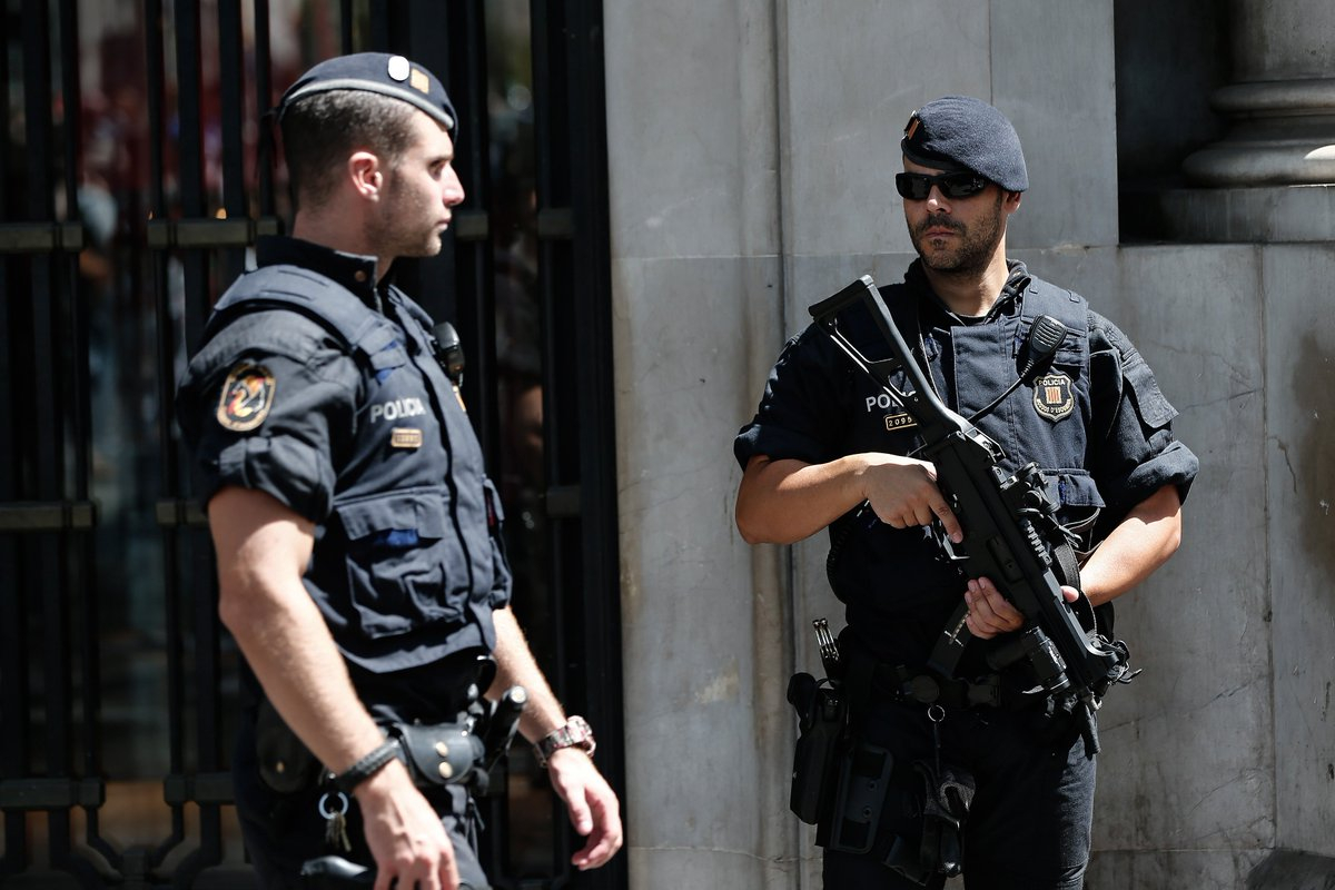 #Catalonia attacks had been planned 'for...