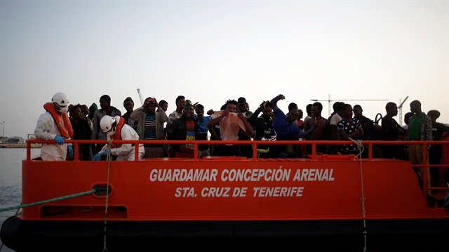 #Rising #migrant flow to #Spain could be...