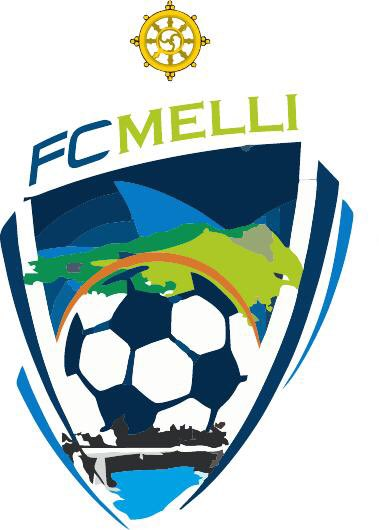 Happy to launch the logo of my club FC MELLI on the 71st Independence Day by Shri Ganesh Kumar Rai (Chairman Co-Operative Govt of Sikkim).