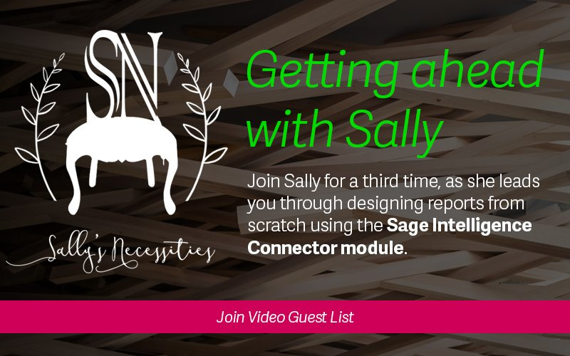 Sally is still using #SageIntelligence, and is doing another #SallySeries - register now -  http:// ow.ly/uEgU30ev4XP  &nbsp;  <br>http://pic.twitter.com/JVZNuYR6ht