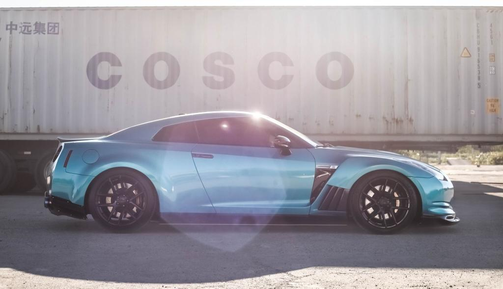 Sunbeam daydreams. owner : @skyline323 : lostmoonauto #OMGTR #FastFriday #NissanGTR  #R35<br>http://pic.twitter.com/K8fEfKeWZx