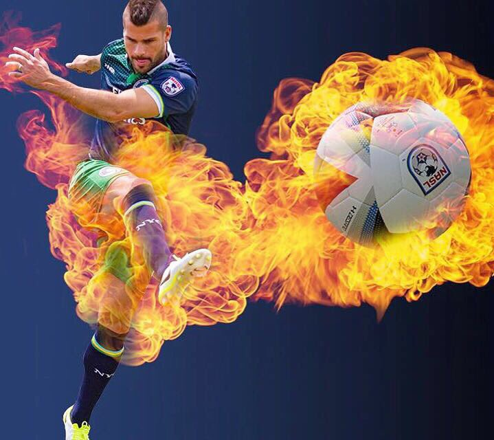 I am ready for the game. Are you? - See you at MCU Park this Saturday! @NYCosmos #Brooklyn <br>http://pic.twitter.com/iynJNrrRIl