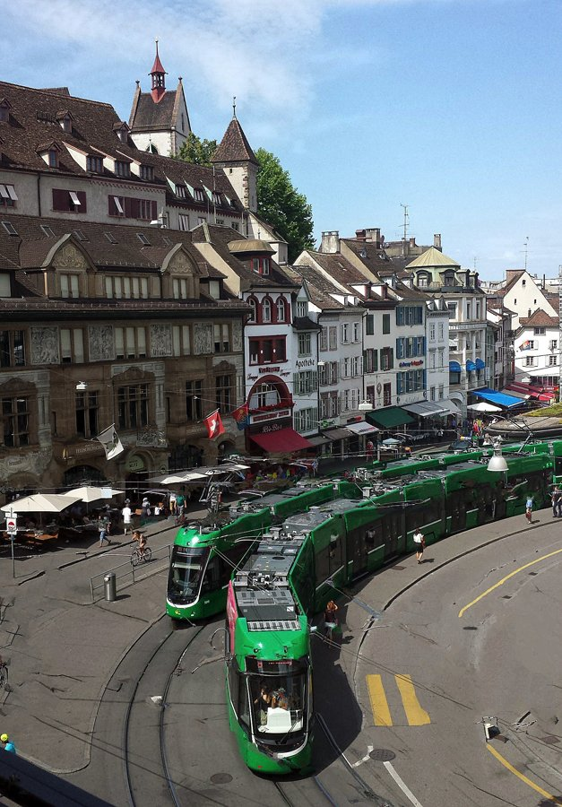 #Basel #Switzerland is easy to get around. There are many trams and buses to chose from #NoCarNeeded #travel<br>http://pic.twitter.com/SQSNFruKzJ