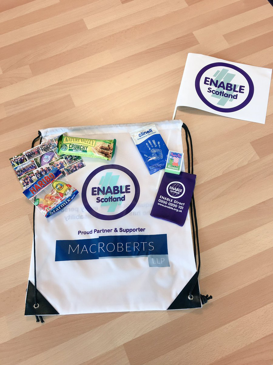 A busy morning ahead as we pack 150 of our brand new goodie bags for @thekiltwalk #Dundee! Thank you to @MacRoberts for kindly sponsoring! <br>http://pic.twitter.com/lg9YspaPMv