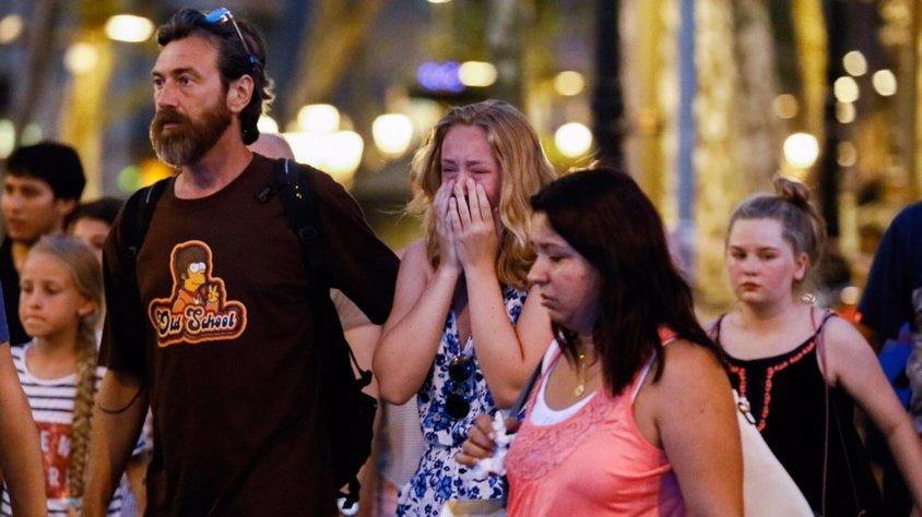 #SONDAKİKA   13 kişinin hayatını kaybettiği Barselona saldırısının baş...