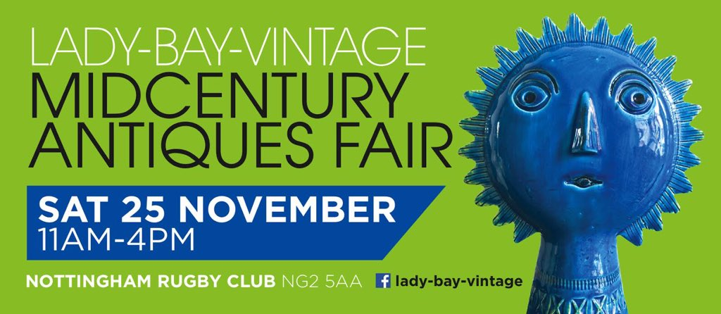 Love #vintage #midcentury #retro #antiques - why not get us in your  calendar  https://www. facebook.com/events/1875953 676063823/ &nbsp; …  #Nottingham<br>http://pic.twitter.com/bbVfw1Sj2f