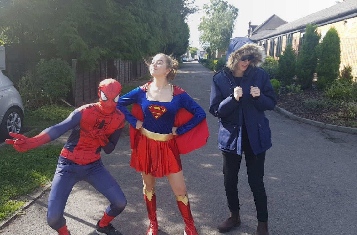 Come to St Albans High Street today to meet some superheroes &amp; help raise money for @Willow_Fdn  @NCS @StAlbansCouncil #StAlbans #NCS <br>http://pic.twitter.com/UTjHUh4Ce5