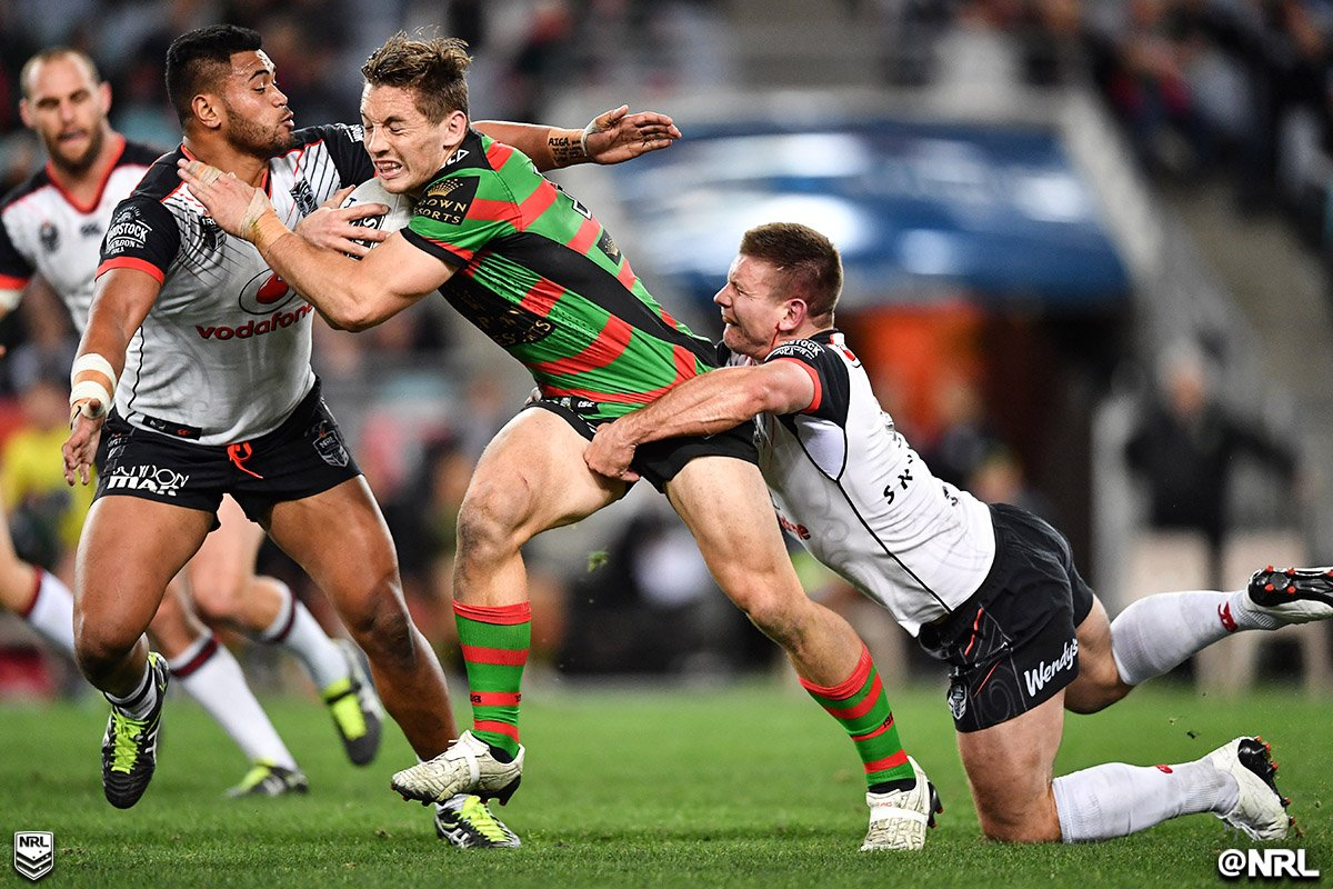 https://t.co/KVXhz2ApUK's Match Report for #NRLSouthsWarriors:  https:...