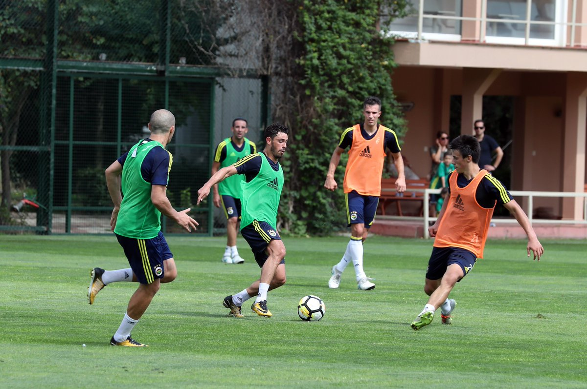 Trabzonspor Maçı Hazırlıkları Başladı | fenerbahce.org/detay.asp?Cont…