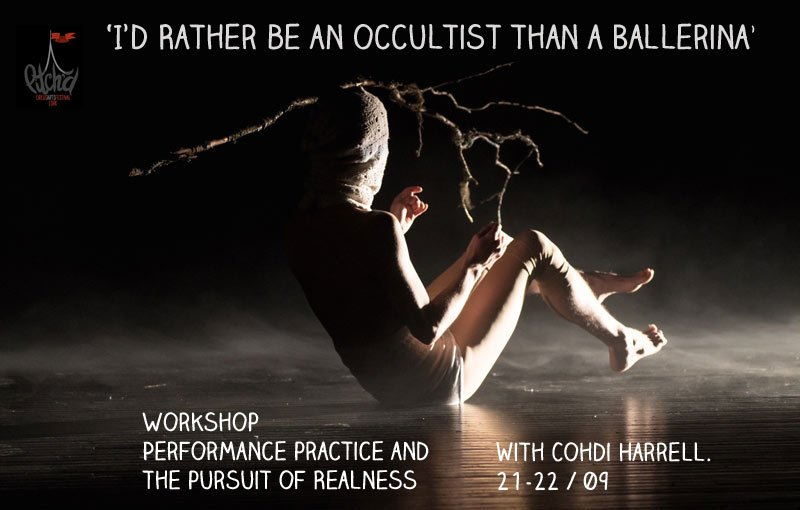 #Pitchd17 2 day free performative practice lab with #CohdiHarrell DL Sept 1st.  http:// bit.ly/2wWdItu  &nbsp;   #Circus #Dance #performance #art<br>http://pic.twitter.com/dG3UfDgMN5