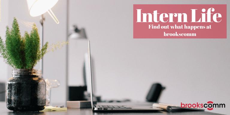 Ever wondered what life is like at brookscomm? Our latest PR and Digital Marketing intern reveals all…  http:// bit.ly/2w8lVNt  &nbsp;     #PR #Intern<br>http://pic.twitter.com/u8oKtSdsRo