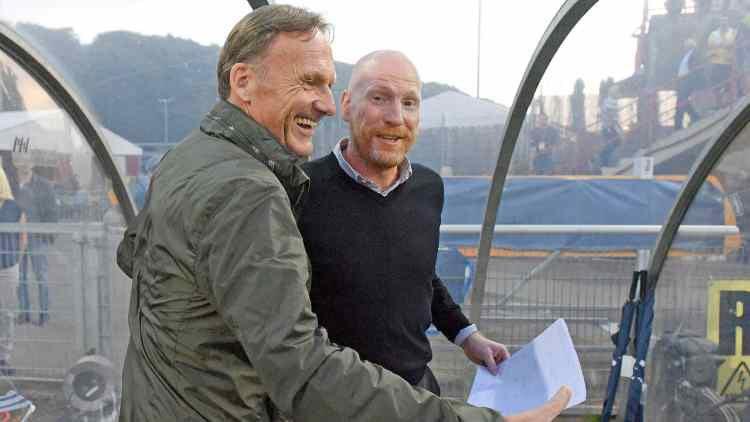 #bvb on 2019   Watzke will be the president  Zorc CEO  Sammer Sports Director    @bvb  #echteliebe <br>http://pic.twitter.com/pejKGhXs7O
