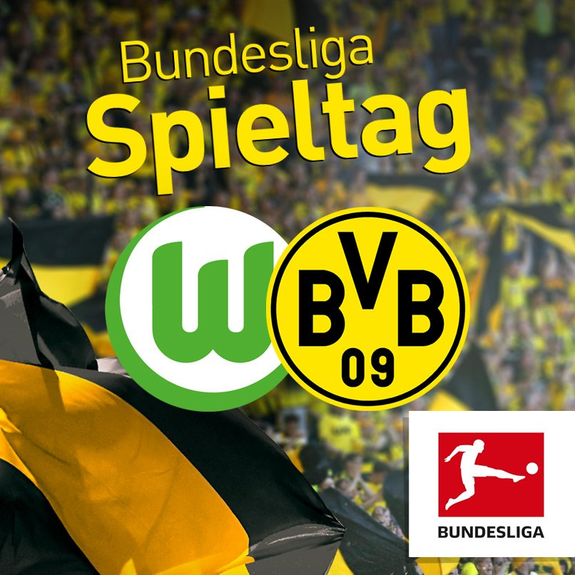 💛⚽️ #wobbvb #feiertag 🎉 https://t.co/YbFk9GOuHd