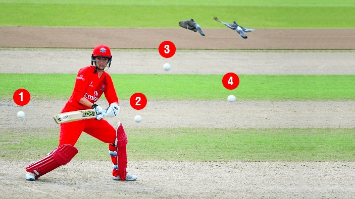 Spot the ball 👀  @Sarah_Taylor30   The pigeons would know, wouldn't th...