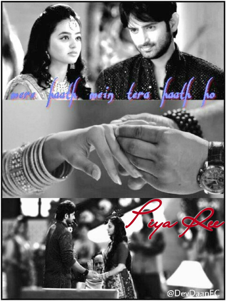 You may hold my hand for a while But you held my heart forever  @ColorsTV #DevDaan #PiyaReMoments #Throwback <br>http://pic.twitter.com/w1c3sAaf29