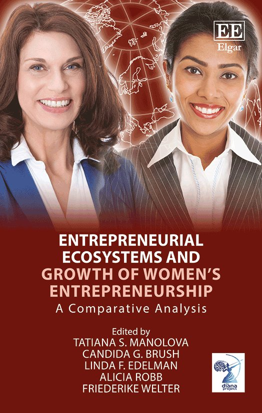 NEW #BOOK Entrepreneurial Ecosystems and Growth of #Women's #Entrepreneurship  http:// bit.ly/2wVVlor  &nbsp;  <br>http://pic.twitter.com/dvcejPXpZD