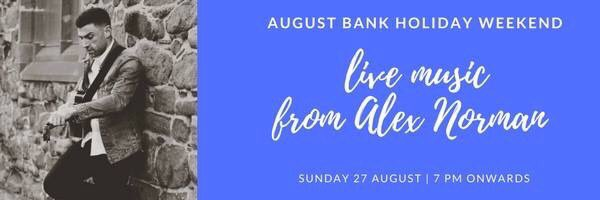 Live music from Alex Norman this #bankholiday weekend! @balsallcom @whatsonpubs @thegastrocard<br>http://pic.twitter.com/wfEWlNxLX0