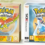 Pokémon Gold & Silver 3DS krijgen retail release https://t.co/MVEtHsHcyO