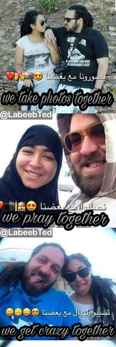 Tunisian guy was Documenting his life with his wife daily on his facebook until she got cancer and died #Defenders #love #loyalty #sad <br>http://pic.twitter.com/axFzwZiUZC