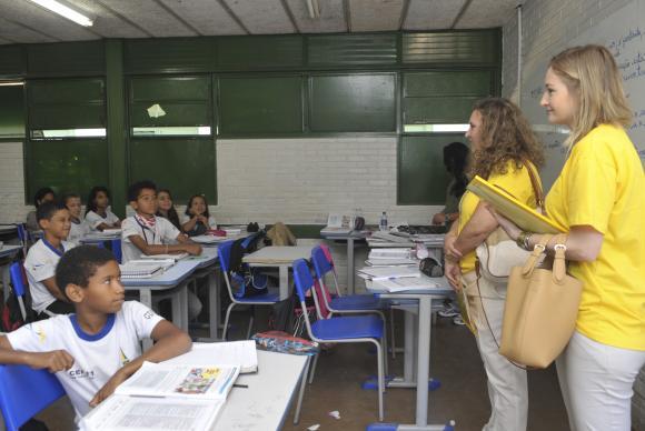 MEC lança até março edital para formação de professores. https://t.co/GWkLjpDApd 📷Elza Fiúza/Arquivo Agência Brasil