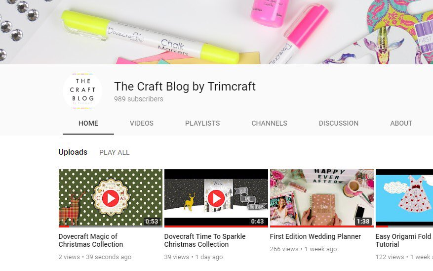 Please #Help us get to 1000 subscribers on @YouTube #craft #howto #papercraft #upcycle #handmade  http://www. youtube.com/user/trimcraft uk &nbsp; … <br>http://pic.twitter.com/X22sNDksne