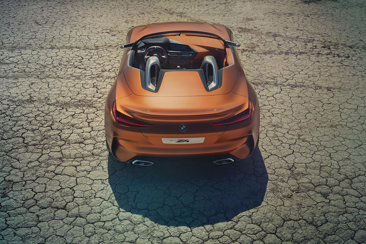 Bowker BMW on Twitter No messing around The BMW Concept Z4 goes