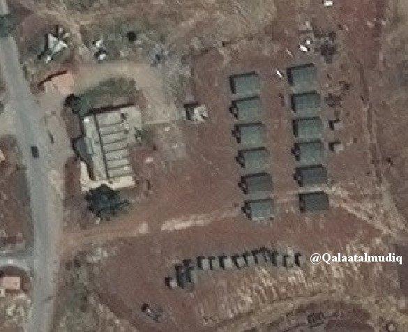 """Угруповання """"Сарая Джихад"""" знищило склади палива, вибухівки, ракет і літаки на сирійському аеродромі Хама, де розташовані військові РФ - Цензор.НЕТ 2496"""